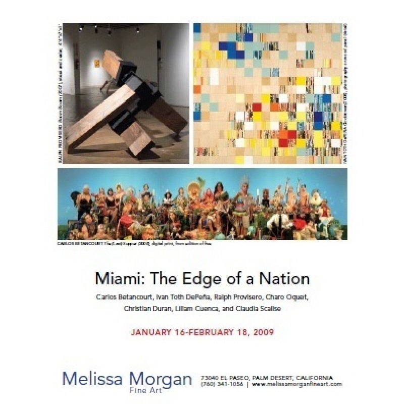 Miami the Edge of a Nation