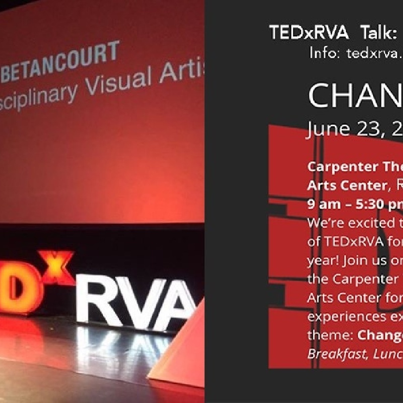 The Art of Memory | Carlos Betancourt | TEDxRVA